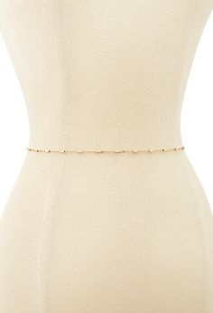 Station Belly Chain - Jewellery - 1049257821 - Forever 21 EU