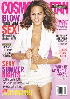 Cosmopolitan May 2014