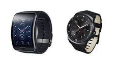 IFA 2014 nuevos smartwatches Samsung Gear S y LG G Watch R