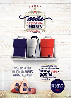 Promoção Dia da Mães - Reserva Friboi on Behance