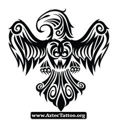 Aztec Tattoo Symbols Meanings 04 - http://aztectattoo.org/aztec-tattoo-symbols-meanings-04/