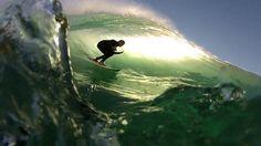 Black's Beach Slow Motion