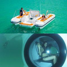 Ego LE Compact Semi-Submarine