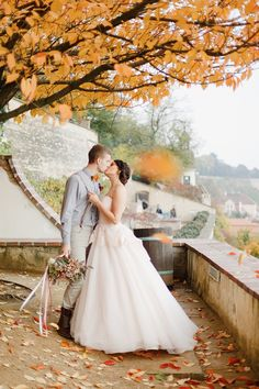 wedding at the gardens below the prague castle