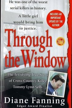 Through the Window by Diane Fanning | 18 Creepily Fascinating True Crime Books You Really Need To Read