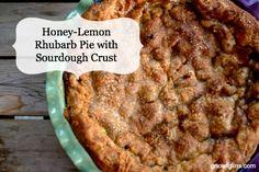 honey-lemon-rhubarb-pie