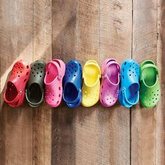 Sigh. Tough #CrocTuesday decisions. Which would you go with? #crocs #fun #shoes