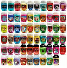 Bath & Body Works Assorted PocketBac Anti Bacterial Hand Sanitizer Gel Lot of 20 Listing in the Hand Washes,Body, Bath & Shower,Health & Beauty Category on eBid United States Bath Body Works, Bath And Body Works Perfume, Bath N Body, Best Hand Sanitizer, Scented Hand Sanitizer, Anti Aging, Bath And Bodyworks, Hand Care, Smell Good