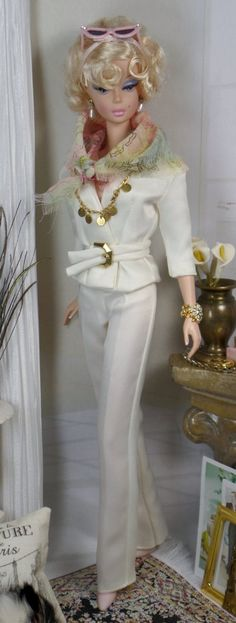 Light Travels for Silkstone Barbie and Victoire by MatisseFashions