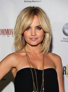 mena suravi: Love her haircut/style