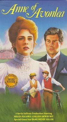 Anne of Avonlea.a continuation of the Anne of Green Gables series. Anne Of Avonlea Movie, Old Movies, Great Movies, Netflix Movies, Watch Movies, Vintage Movies, Love Movie, Movie Tv, Period Drama Movies