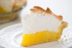 Lemon Meringue Pie Recipe | SimplyRecipes.com