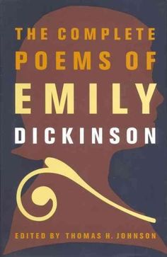 This volume, containing all of Emily Dickinson's lyrics, presents biographical data about the poet and information about previous collections of her works