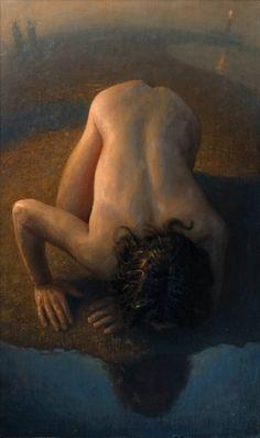 Conor Walton, 1970   Allegorical figurative painter   Tutt'Art@   Pittura * Scultura * Poesia * Musica  