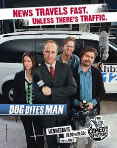 Dog Bites Man (TV Series 2006- ????)
