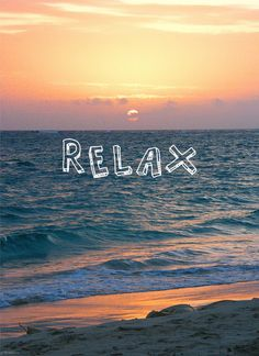 Relax, It's almost summer! +++for more quotes about #summer and having #fun, visit http://www.hot-lyts.com/