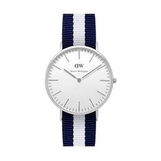 Daniel Wellington Gent's Classic Glasgow Watch 40MM