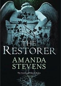 An eerie, thrilling page-turner highlighted with interesting history about cemeteries, burial customs, and technology. The first in The Graveyard Queen Trilogy - books 2 and 3 are thankfully due soon!