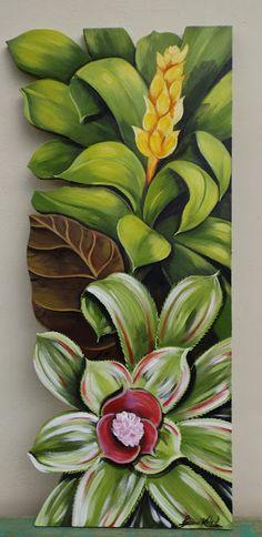Os quadros com tema de natureza, podem ser feitos sob medida. ... Art And Illustration, Bird Painting Acrylic, Watercolor Paintings, Art Classroom Decor, Tropical Art, Diy Canvas Art, Wooden Art, Mural Art, Floral Watercolor