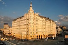 Hotel Baltschug Kempinski 5* (Moscú)  Valoración 10 (sobre 10) _____ (pincha en la imagen para más info)