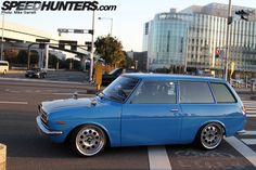 Toyota Publica Wagon.. Old school cool!!