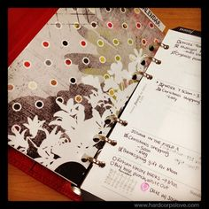 Hard Corps Love: What's In My... Filofax! #planner This is my favorite so far!