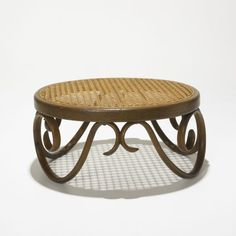 c. 1905 Gebruder Thonet stool