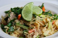 Paleo pad thai (fingers crossed this will be as good as the packaged stuff me and SO love!!)
