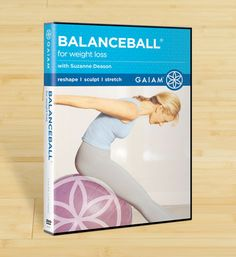 Suzanne Deason | Balance Ball Exercises for Weight Loss - Gaiam