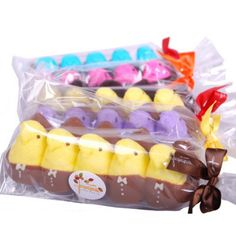 Jacques Torres Tuxedo Chicks Peeps #easter #sweets