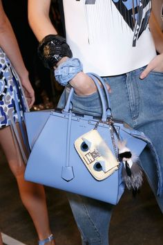 1bf15129203 Fendi Spring 2015 Fashion, Purses And Bags, My Bags, Luggage Bags, Bags