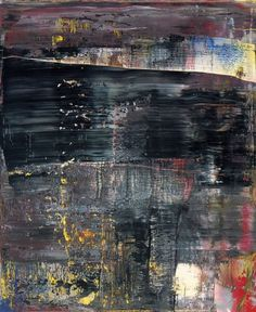 Gerhard Richter, Abstract Painting,   1990, Catalogue Raisonné: 715-5. http://www.gerhard-richter.com/art/paintings/abstracts/detail.php?paintid=6784#