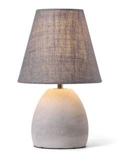 Moderne tafellamp Diamond Beton - Tafellampgigant.nl