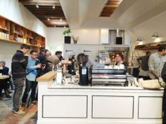 The Mill opens on Divisadero, courtesy of Four Barrel Coffee and Josey Baker Bread