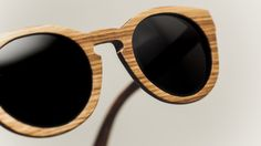 A pair of Kiara in Zingana.    Rezin Wooden Sunglasses. www.rezin-wood.com
