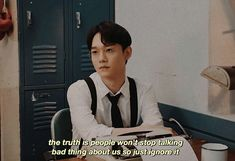 Bts Quotes, Random Quotes, Mood Quotes, Qoutes, Exo Exo, Quote Aesthetic, Desk Organization, Chen, Depression