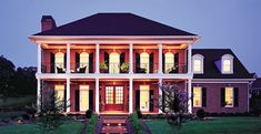 Plantation House Plan with 3480 Square Feet and 3 Bedrooms from Dream Home Source | House Plan Code DHSW50349