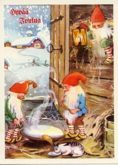 Hyvää Joulua, Finnish (Suomi) for Merry Christmas