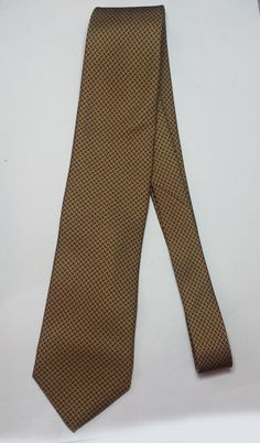 #tie Ermenegildo Zegna men silk brown tie made in Italy withing our EBAY store at  http://stores.ebay.com/esquirestore