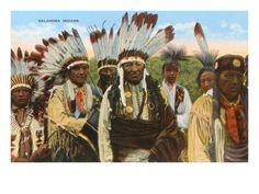 Oklahoma Indians