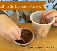 Jif To Go Dipper Review -