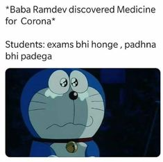 22nd June 2020..... Corona medicine out by baba ramdev Funny Minion Memes, Funny School Jokes, Some Funny Jokes, Really Funny Memes, Crazy Funny Memes, Funny Relatable Memes, Funny Facts, Hilarious, Funny Attitude Quotes