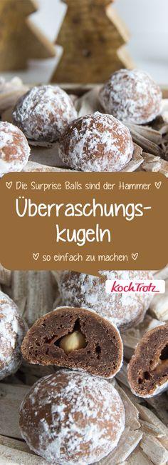 Lecker, einfach und variabel! #glutenfrei #laktosefrei #eifrei #allergenarm #weihnachten #plätzchen