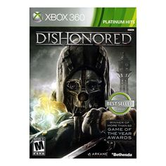 Dishonored - Platinum Hits Edition for Xbox 360, Multicolor