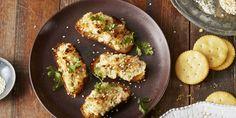 Gingery Shrimp Toasts