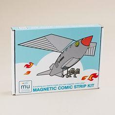 MU™ magnetic comic strip kit