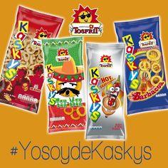 ¿Quién no ha probado a estas alturas toda nuestra gama de #snacks #Kaskys? Solo los que lo hayan hecho pueden comentar con #YosoydeKaskys    Todos los demás solo tienen una tarea simple: comer todos los Kaskys, BBQ, Hot Bravísimos y Tex-Mex que encontréis 😂