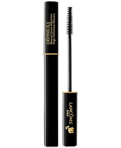 Lancome Definicils High Definition Mascara- really, any Lancome mascara