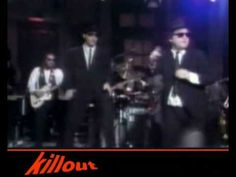 "Blues Brothers ""Soul Man"" Live"