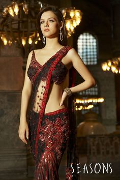 Lengha saree hot and becomes a popular for new year buy it now